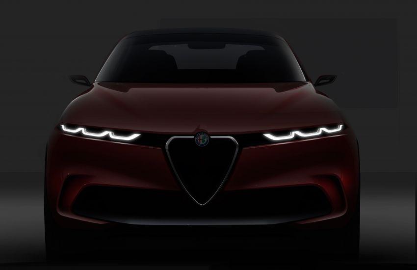 Alfa Romeo Tonale concept – new midsize, PHEV SUV Image #932950