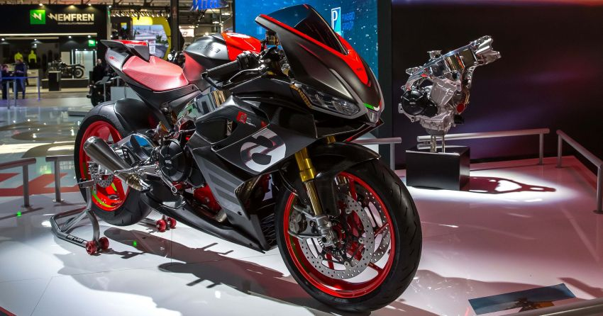 Aprilia RS 660 concept motorcycle to debut in 2020? Image #940308