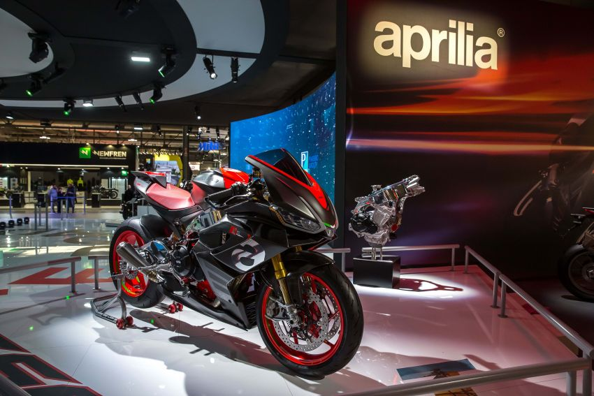 Aprilia RS 660 concept motorcycle to debut in 2020? Image #940311
