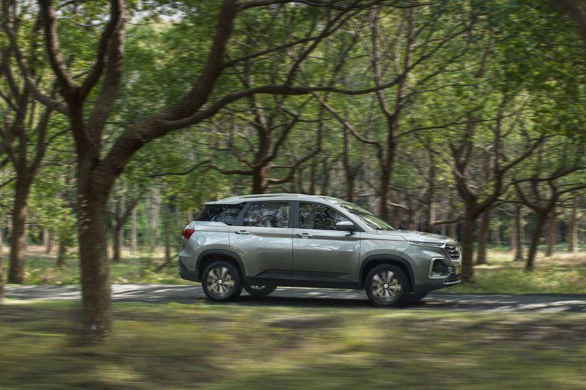 Bangkok 2019: New Chevrolet Captiva is a rebadged Baojun 530, Wuling Almaz – below 1m baht, 5/7 seats Image #939674