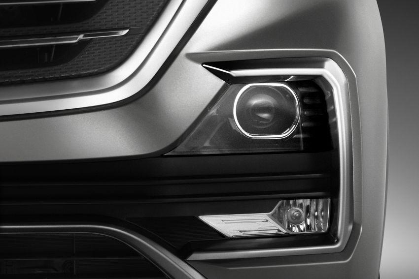 Bangkok 2019: New Chevrolet Captiva is a rebadged Baojun 530, Wuling Almaz – below 1m baht, 5/7 seats Image #939684