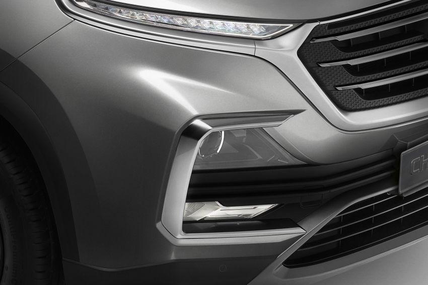 Bangkok 2019: New Chevrolet Captiva is a rebadged Baojun 530, Wuling Almaz – below 1m baht, 5/7 seats Image #939686