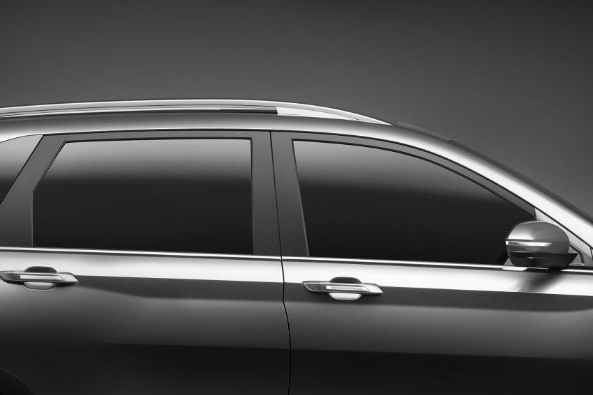 Bangkok 2019: New Chevrolet Captiva is a rebadged Baojun 530, Wuling Almaz – below 1m baht, 5/7 seats Image #939691