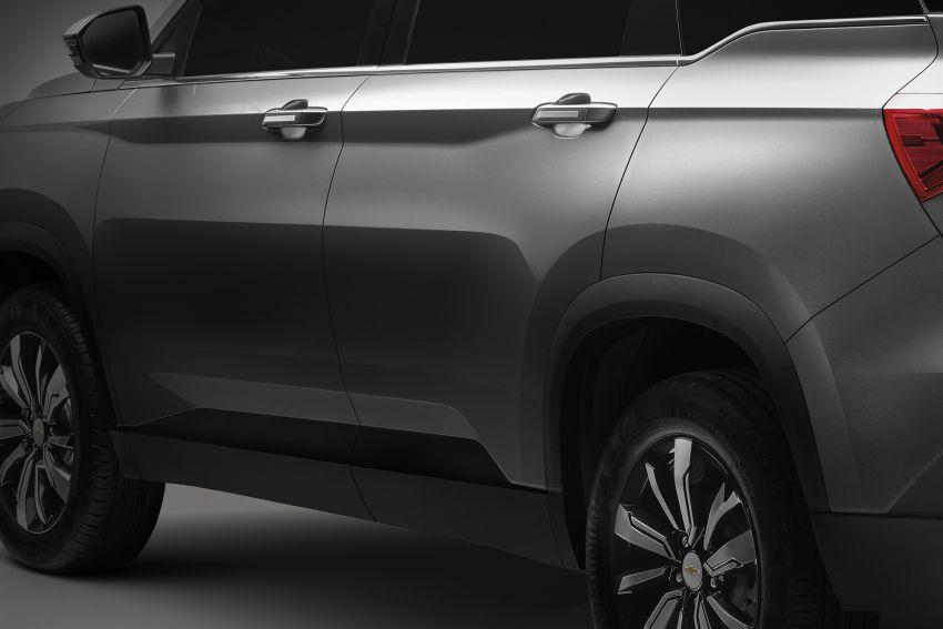 Bangkok 2019: New Chevrolet Captiva is a rebadged Baojun 530, Wuling Almaz – below 1m baht, 5/7 seats Image #939692