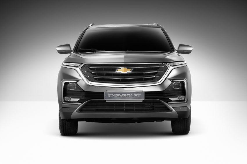 Bangkok 2019: New Chevrolet Captiva is a rebadged Baojun 530, Wuling Almaz – below 1m baht, 5/7 seats Image #939676