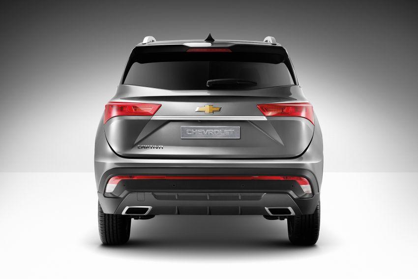 Bangkok 2019: New Chevrolet Captiva is a rebadged Baojun 530, Wuling Almaz – below 1m baht, 5/7 seats Image #939678