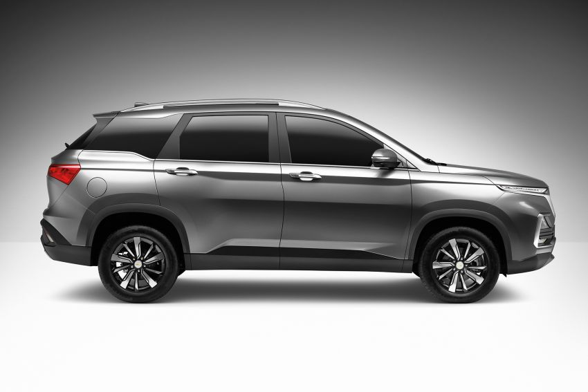 Bangkok 2019: New Chevrolet Captiva is a rebadged Baojun 530, Wuling Almaz – below 1m baht, 5/7 seats Image #939679