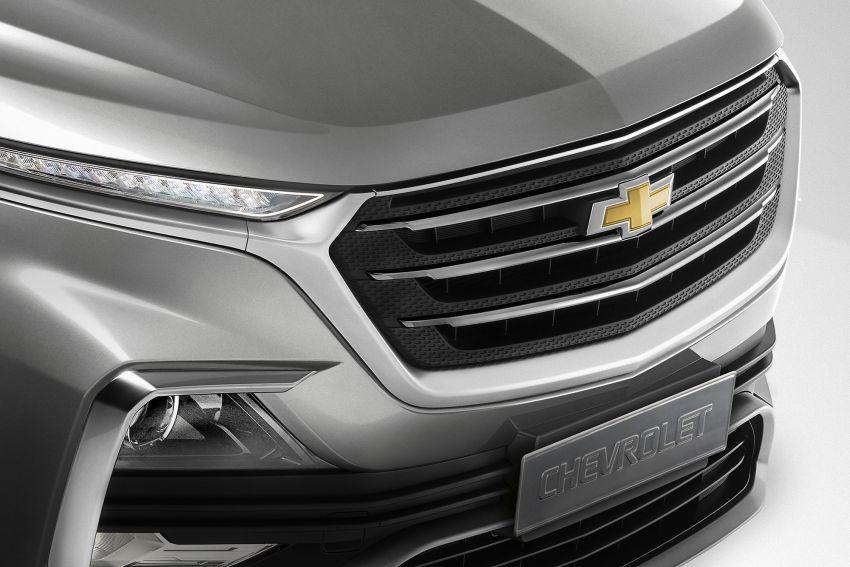 Bangkok 2019: New Chevrolet Captiva is a rebadged Baojun 530, Wuling Almaz – below 1m baht, 5/7 seats Image #939682