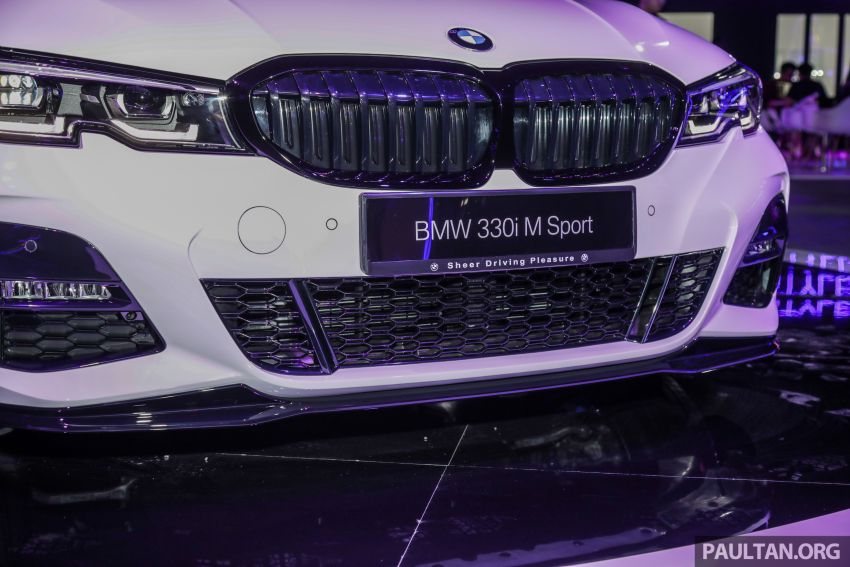 G20 BMW 3 Series – M Performance parts on show Image #940339