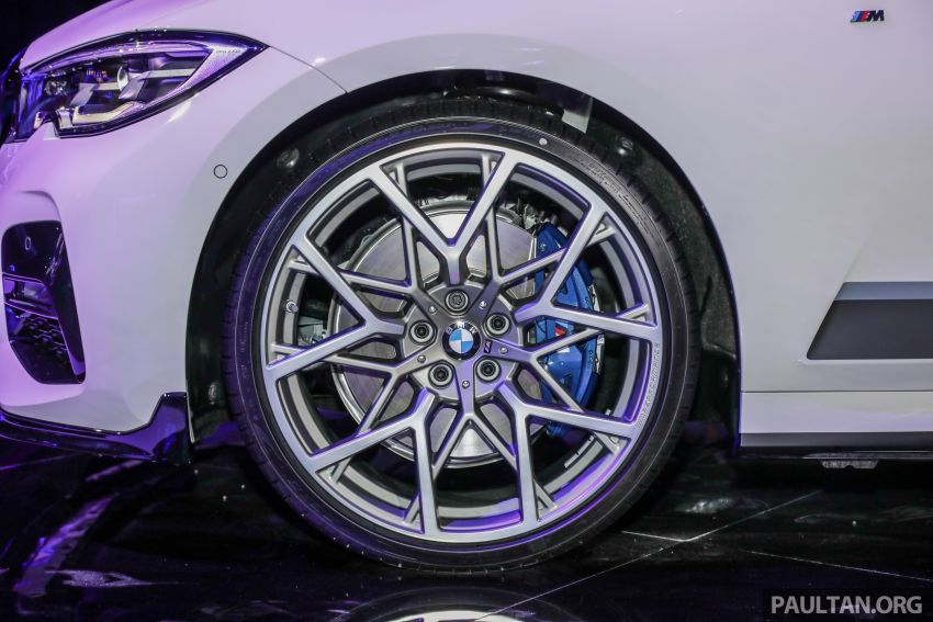 G20 BMW 3 Series – M Performance parts on show Image #940340