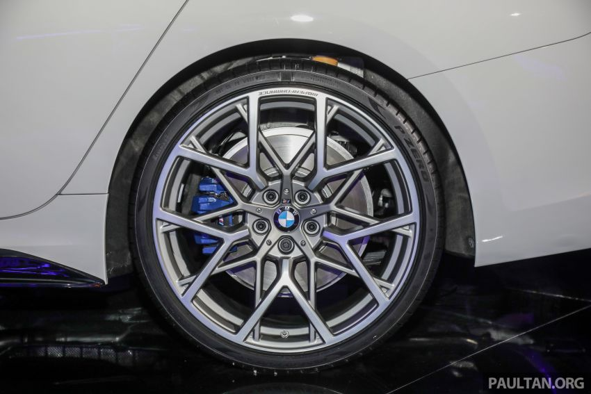 G20 BMW 3 Series – M Performance parts on show Image #940341