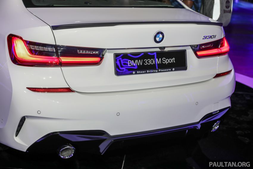 G20 BMW 3 Series – M Performance parts on show Image #940343