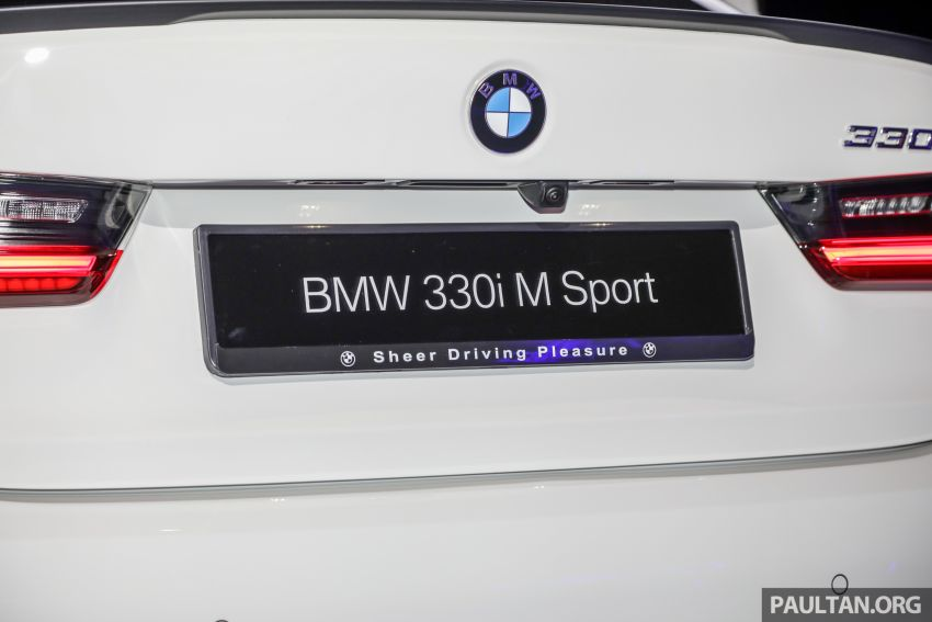 G20 BMW 3 Series – M Performance parts on show Image #940346