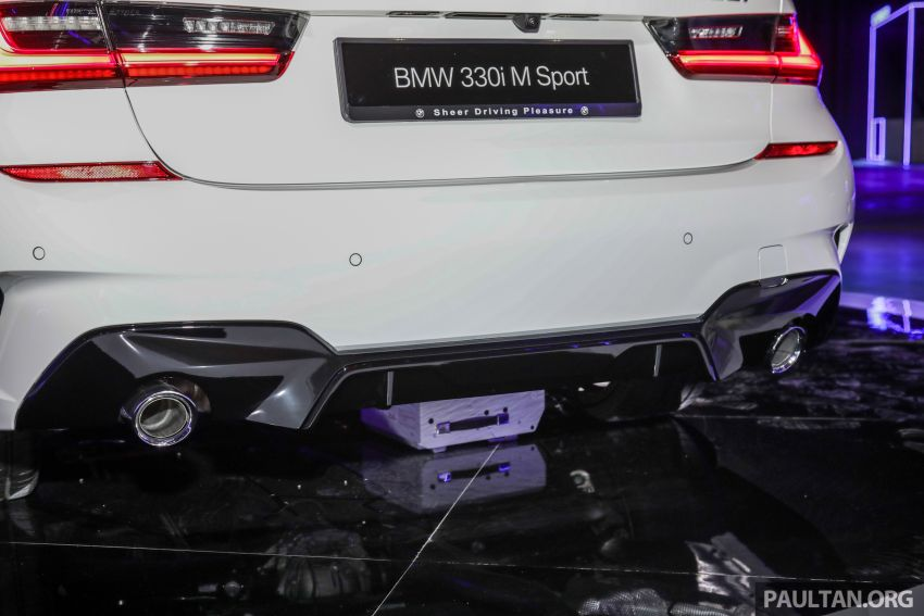 G20 BMW 3 Series – M Performance parts on show Image #940347
