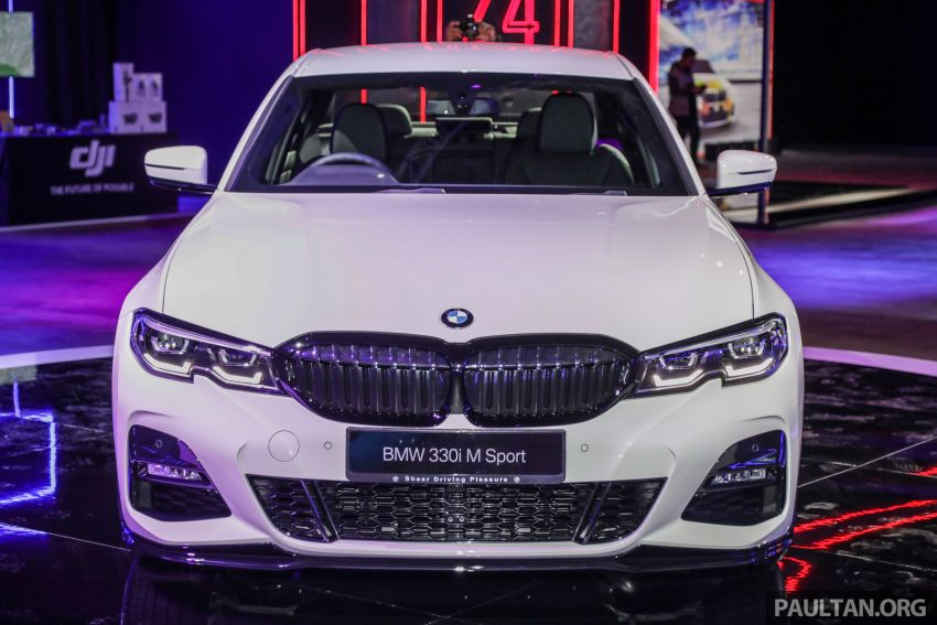 G20 BMW 3 Series – M Performance parts on show Image #940331