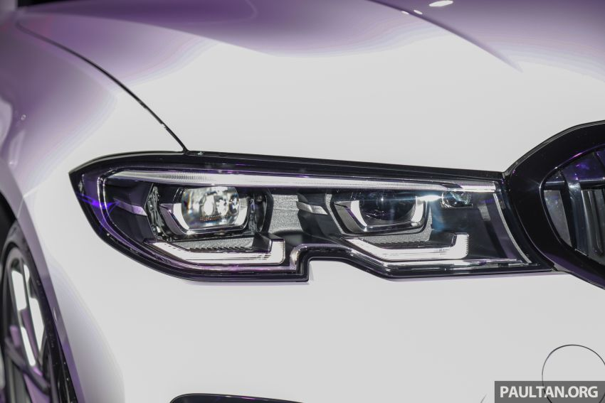 G20 BMW 3 Series – M Performance parts on show Image #940334