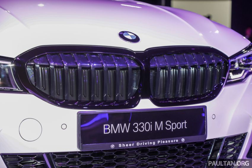 G20 BMW 3 Series – M Performance parts on show Image #940338
