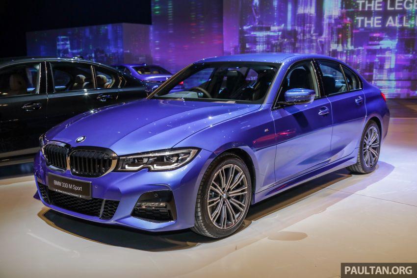 BMW 3 Series G20 dilancarkan di M'sia – 330i M Sport, 2.0L TwinPower, 258 hp/400 Nm, harga RM328,800 Image #939911