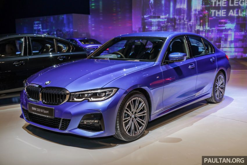 G20 BMW 3 Series launched in Malaysia: 330i, RM329k Image #940028