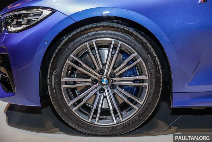 BMW 3 Series G20 dilancarkan di M'sia – 330i M Sport, 2.0L TwinPower, 258 hp/400 Nm, harga RM328,800 Image #940213