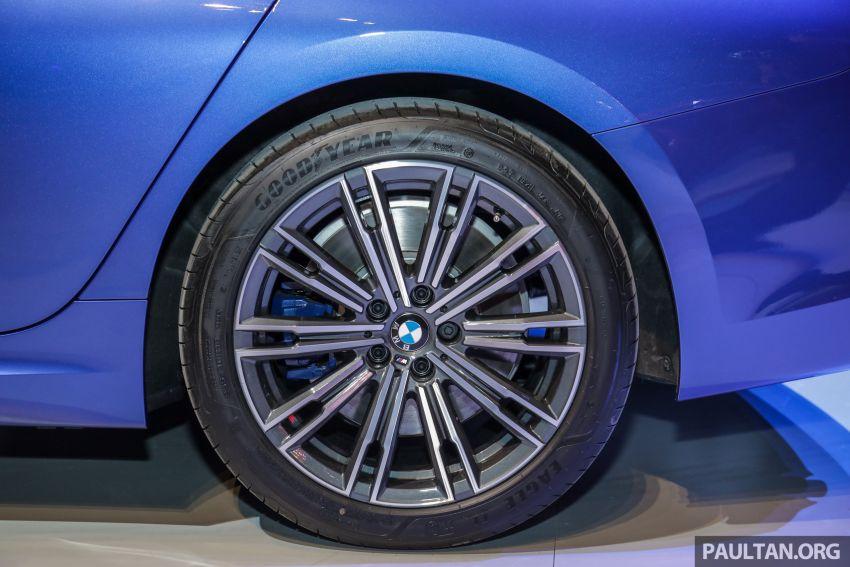 BMW 3 Series G20 dilancarkan di M'sia – 330i M Sport, 2.0L TwinPower, 258 hp/400 Nm, harga RM328,800 Image #940214