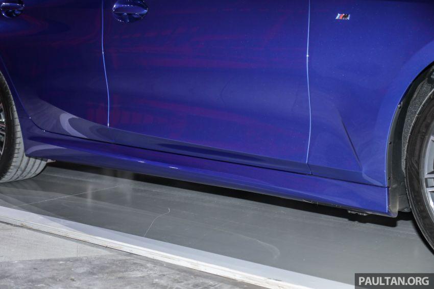 BMW 3 Series G20 dilancarkan di M'sia – 330i M Sport, 2.0L TwinPower, 258 hp/400 Nm, harga RM328,800 Image #940218