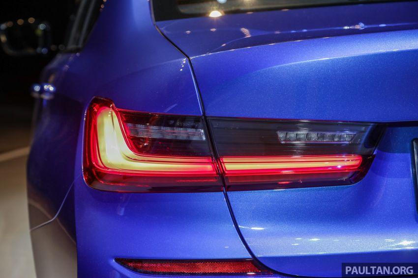 BMW 3 Series G20 dilancarkan di M'sia – 330i M Sport, 2.0L TwinPower, 258 hp/400 Nm, harga RM328,800 Image #940220