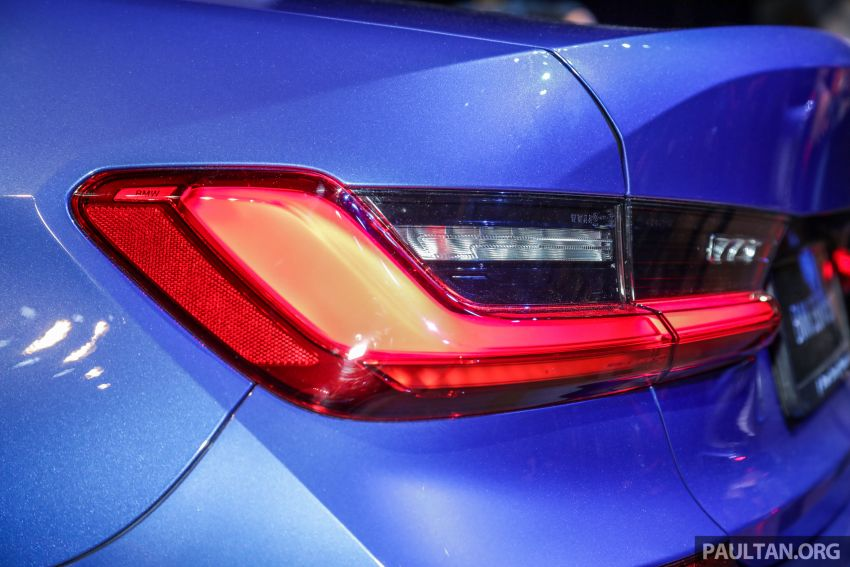 BMW 3 Series G20 dilancarkan di M'sia – 330i M Sport, 2.0L TwinPower, 258 hp/400 Nm, harga RM328,800 Image #940221