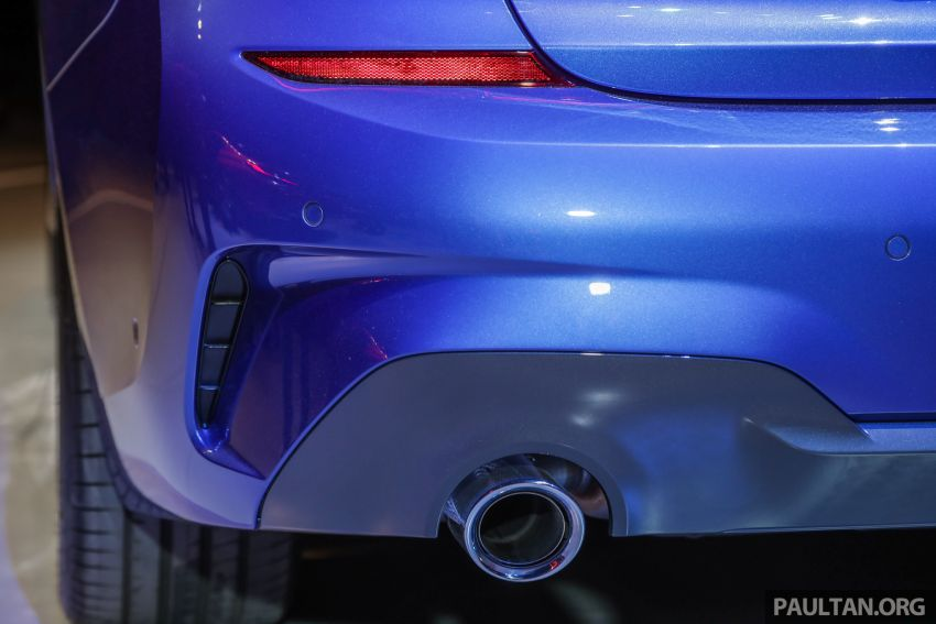 BMW 3 Series G20 dilancarkan di M'sia – 330i M Sport, 2.0L TwinPower, 258 hp/400 Nm, harga RM328,800 Image #940222