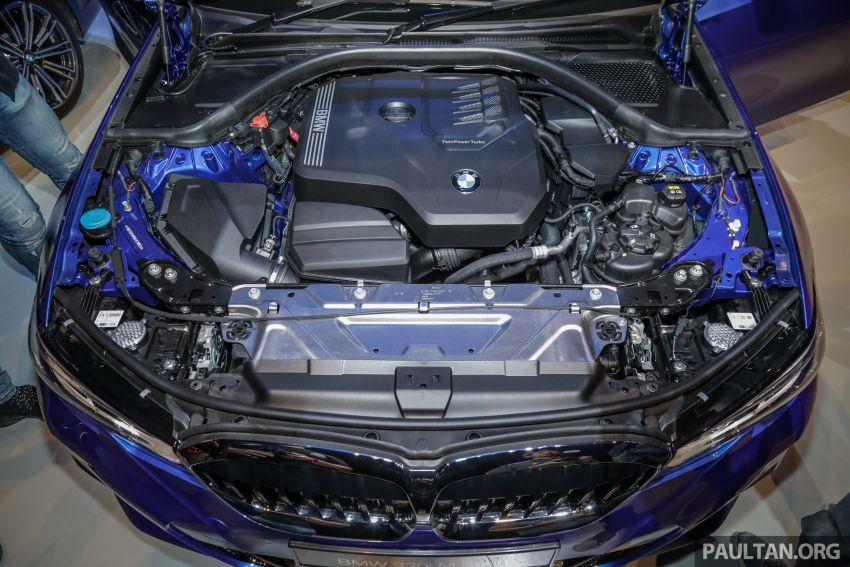 BMW 3 Series G20 dilancarkan di M'sia – 330i M Sport, 2.0L TwinPower, 258 hp/400 Nm, harga RM328,800 Image #940225