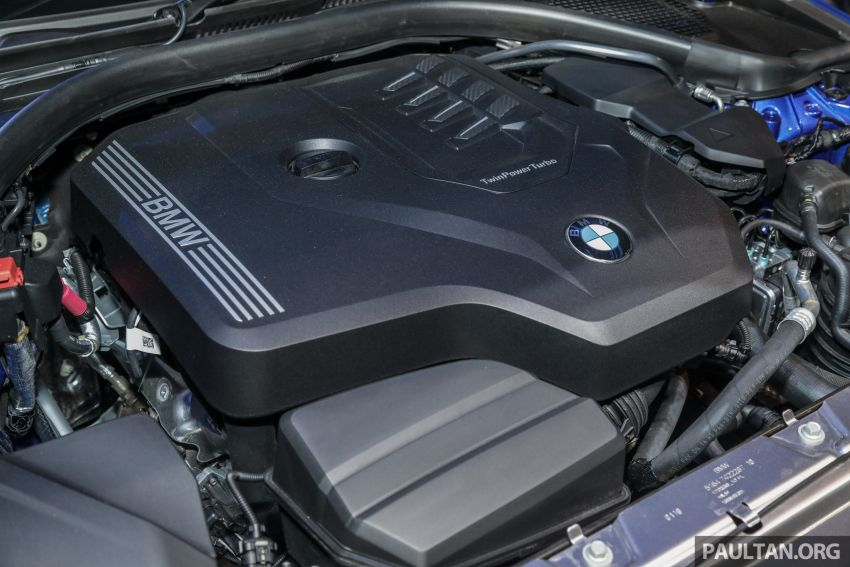 BMW 3 Series G20 dilancarkan di M'sia – 330i M Sport, 2.0L TwinPower, 258 hp/400 Nm, harga RM328,800 Image #940226