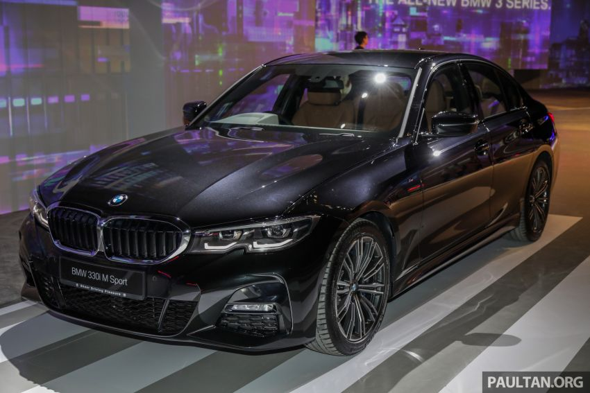 G20 BMW 3 Series launched in Malaysia: 330i, RM329k Image #940053