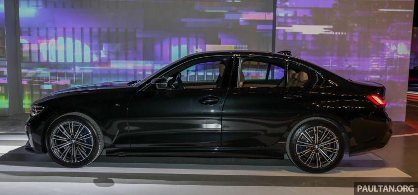 BMW 3 Series G20 dilancarkan di M'sia – 330i M Sport, 2.0L TwinPower, 258 hp/400 Nm, harga RM328,800 Image #940229
