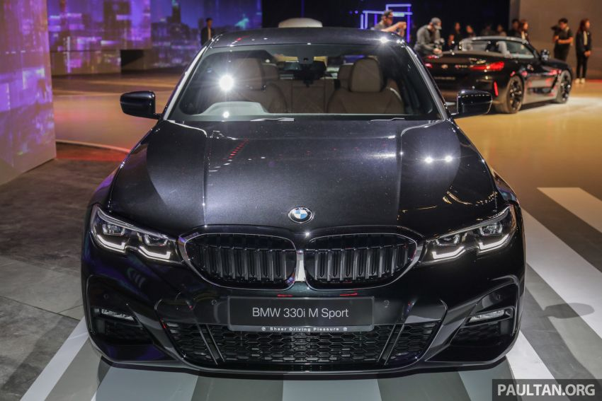 G20 BMW 3 Series launched in Malaysia: 330i, RM329k Image #940056