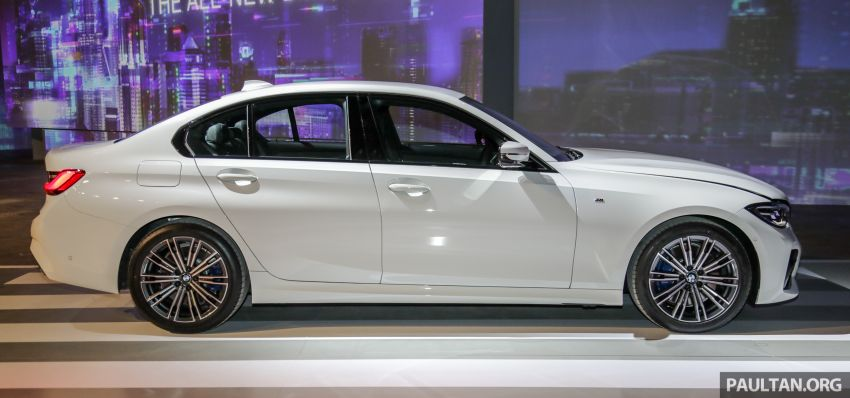 BMW 3 Series G20 dilancarkan di M'sia – 330i M Sport, 2.0L TwinPower, 258 hp/400 Nm, harga RM328,800 Image #940235