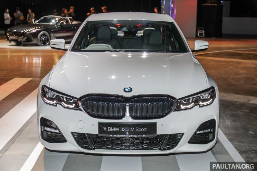 G20 BMW 3 Series launched in Malaysia: 330i, RM329k Image #940061