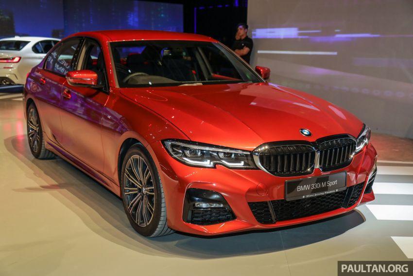 BMW 3 Series G20 dilancarkan di M'sia – 330i M Sport, 2.0L TwinPower, 258 hp/400 Nm, harga RM328,800 Image #940238