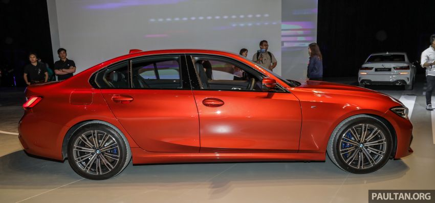 G20 BMW 3 Series launched in Malaysia: 330i, RM329k Image #940065