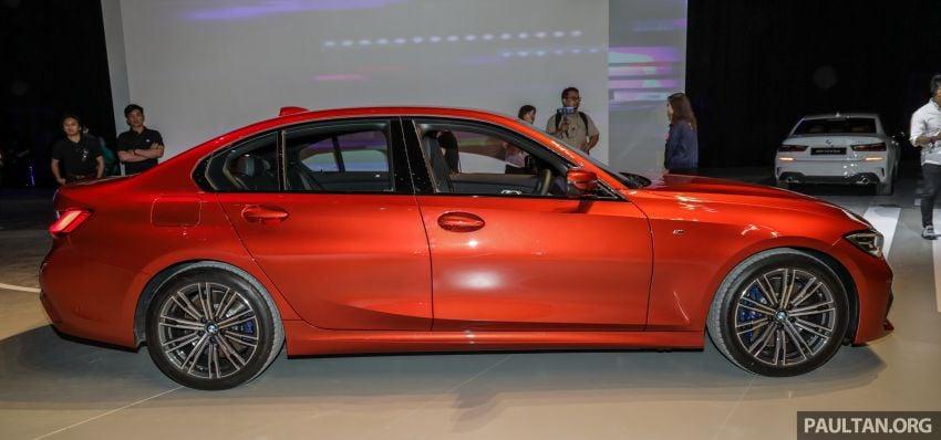 BMW 3 Series G20 dilancarkan di M'sia – 330i M Sport, 2.0L TwinPower, 258 hp/400 Nm, harga RM328,800 Image #940240