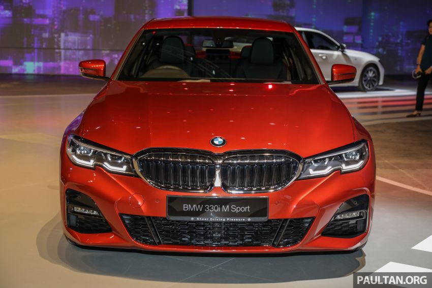 G20 BMW 3 Series launched in Malaysia: 330i, RM329k Image #940066