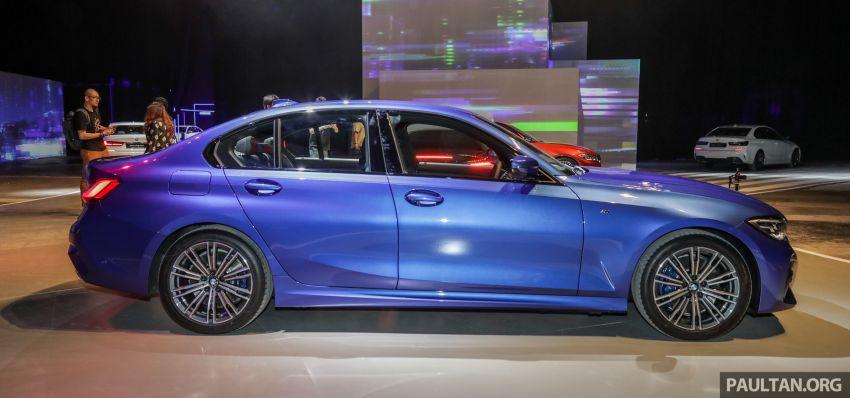 BMW 3 Series G20 dilancarkan di M'sia – 330i M Sport, 2.0L TwinPower, 258 hp/400 Nm, harga RM328,800 Image #940205