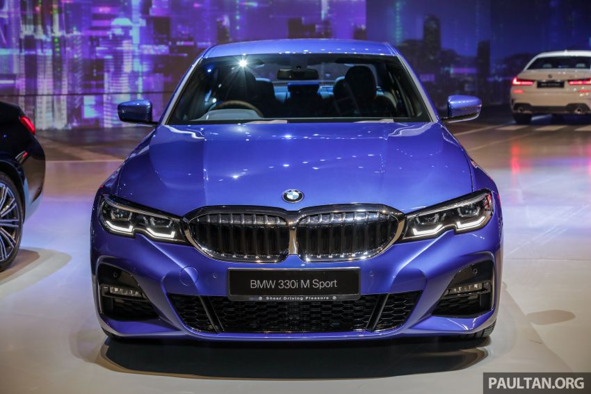 G20 BMW 3 Series launched in Malaysia: 330i, RM329k Image #940030