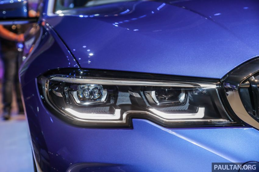 G20 BMW 3 Series launched in Malaysia: 330i, RM329k Image #940033