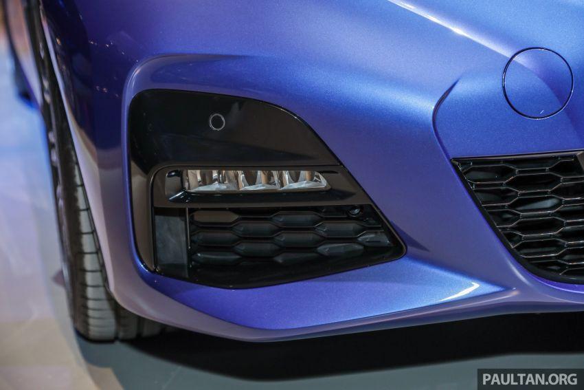 BMW 3 Series G20 dilancarkan di M'sia – 330i M Sport, 2.0L TwinPower, 258 hp/400 Nm, harga RM328,800 Image #940210