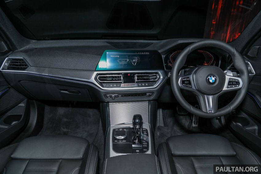G20 BMW 3 Series launched in Malaysia: 330i, RM329k Image #940068