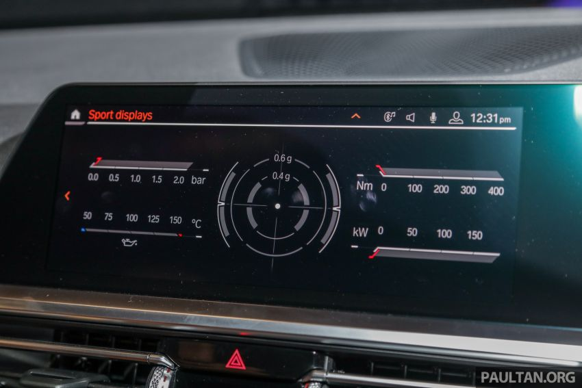 BMW 3 Series G20 dilancarkan di M'sia – 330i M Sport, 2.0L TwinPower, 258 hp/400 Nm, harga RM328,800 Image #940254
