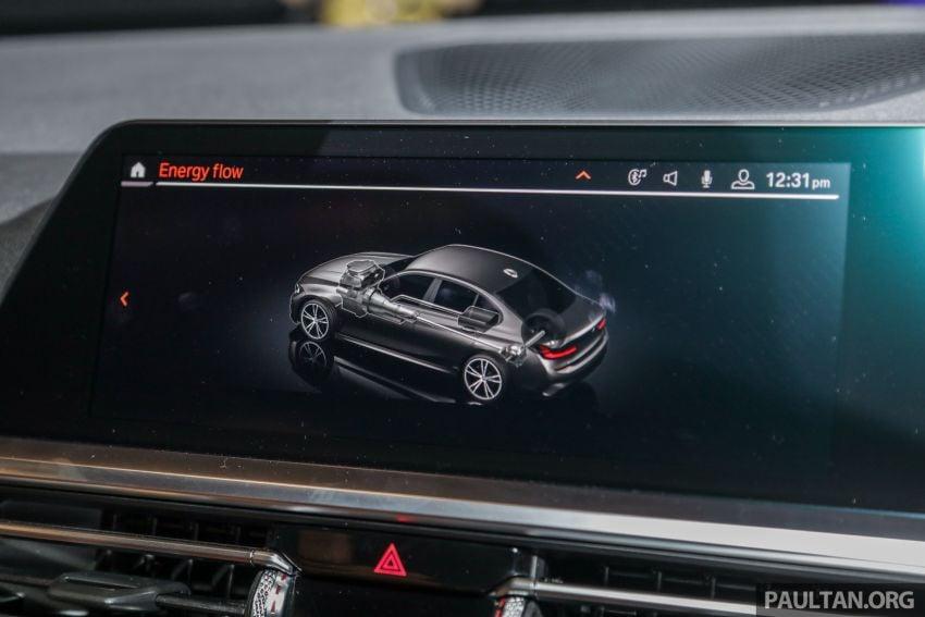 BMW 3 Series G20 dilancarkan di M'sia – 330i M Sport, 2.0L TwinPower, 258 hp/400 Nm, harga RM328,800 Image #940255
