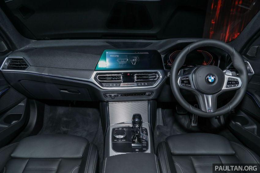 BMW 3 Series G20 dilancarkan di M'sia – 330i M Sport, 2.0L TwinPower, 258 hp/400 Nm, harga RM328,800 Image #940243