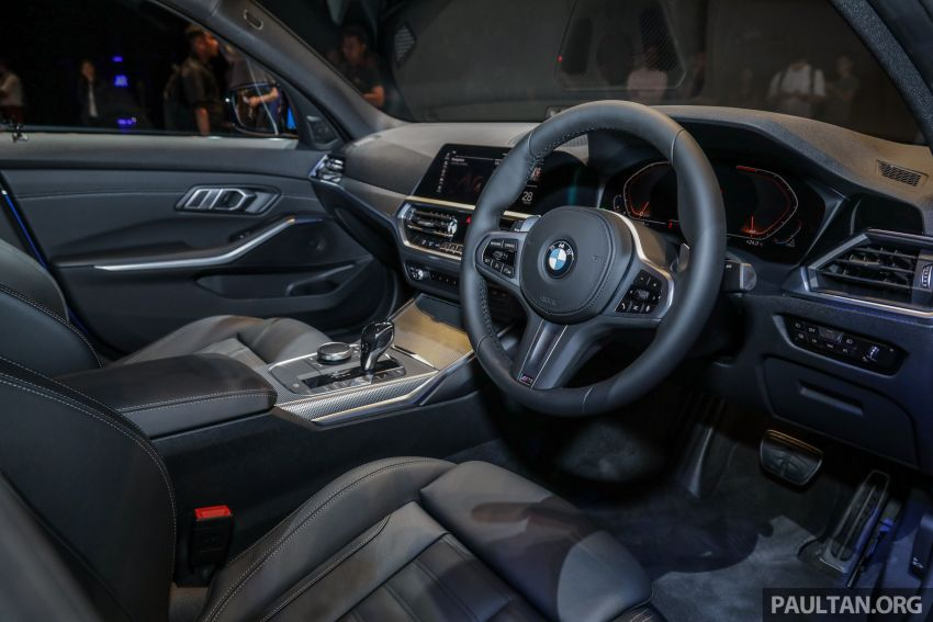 G20 BMW 3 Series launched in Malaysia: 330i, RM329k Image #940069