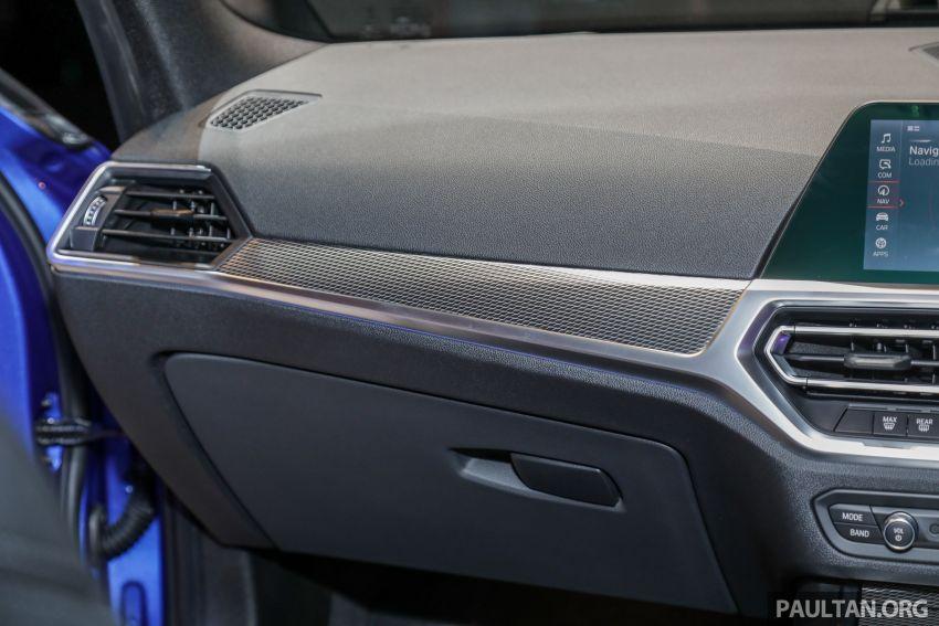 BMW 3 Series G20 dilancarkan di M'sia – 330i M Sport, 2.0L TwinPower, 258 hp/400 Nm, harga RM328,800 Image #940263
